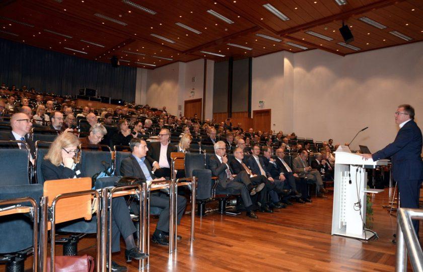 Rund 250 Teilnehmer verfolgten die Beiträge des eHealth.NRW Fachkongresses.