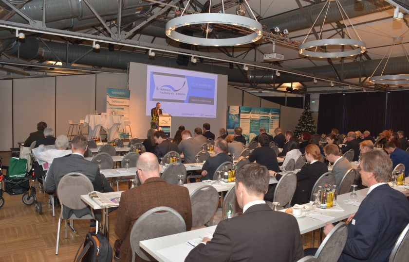 Der 8. Nationale Fachkongress im Ellington Hotel in Berlin