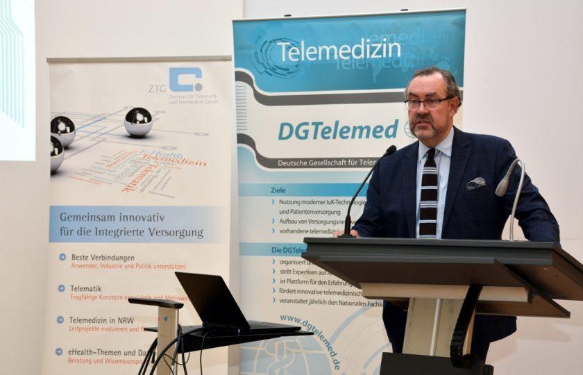 Dr.  med. Carsten König M. san., Stellvertretender Vorstandsvorsitzender der KV Nordrhein.