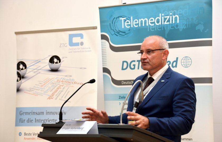 Prof. Dr. Gregor Hohenberg, Geschäftsführer Zentrum für Wissensmanagement Hochschule Hamm-Lippstadt.