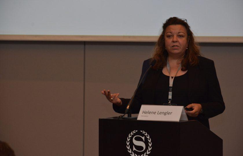 Helene Lengler, InterSystems