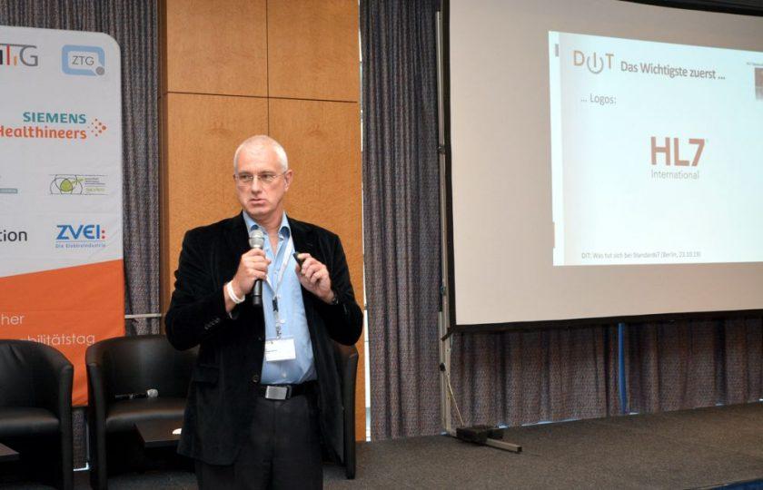 Frank Oemig, HL7 Deutschland e. V.