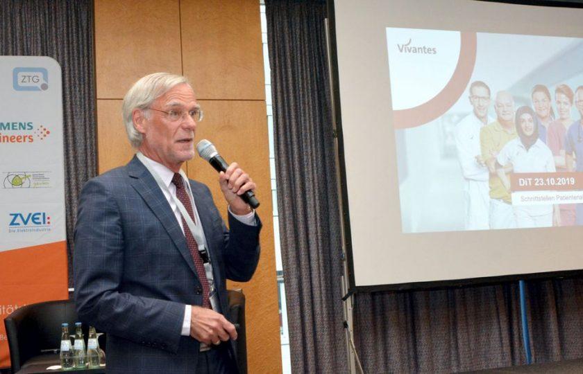 Gunther Nolte, Vivantes Netzwerk für Gesundheit GmbH.