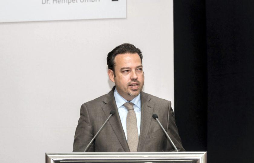 Helmut Watzlawik, Leiter der Abteilung Gesundheit im Ministerium für Arbeit, Gesundheit und Soziales des Landes Nordrhein-Westfalen. Foto: ZTG / P. Lippsmeier