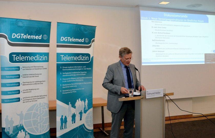 Dr. Edmund Heller, Staatssekretär im MAGS NRW