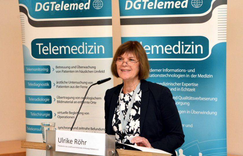 Ulrike Röhr, Präsidentin des LandFrauenVerbandes Schleswig-Holstein e. V.