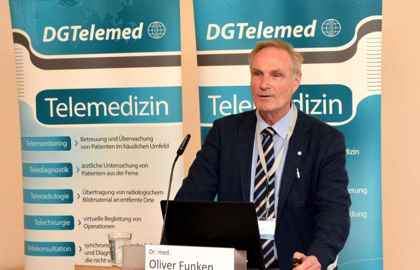 Dr. med. Oliver Funken, Hausärzteverband Nordrhein