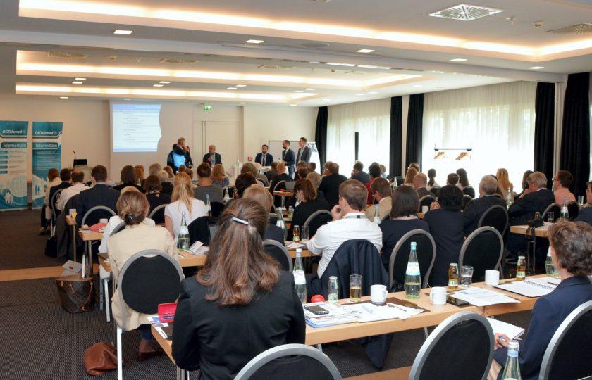 Über 100 Teilnehmer zählte der NRW-Kongress Telemedizin.