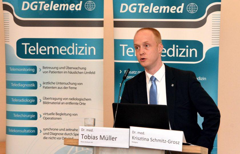 Dr. med. Thomas Müller, Rhön-Klinikum AG