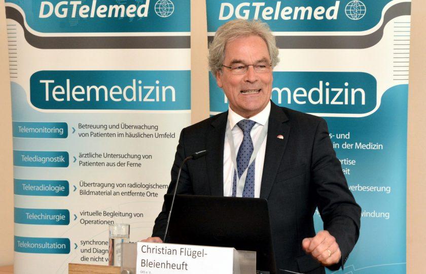 Christian Flügel-Bleienheuft, GKS e. V.