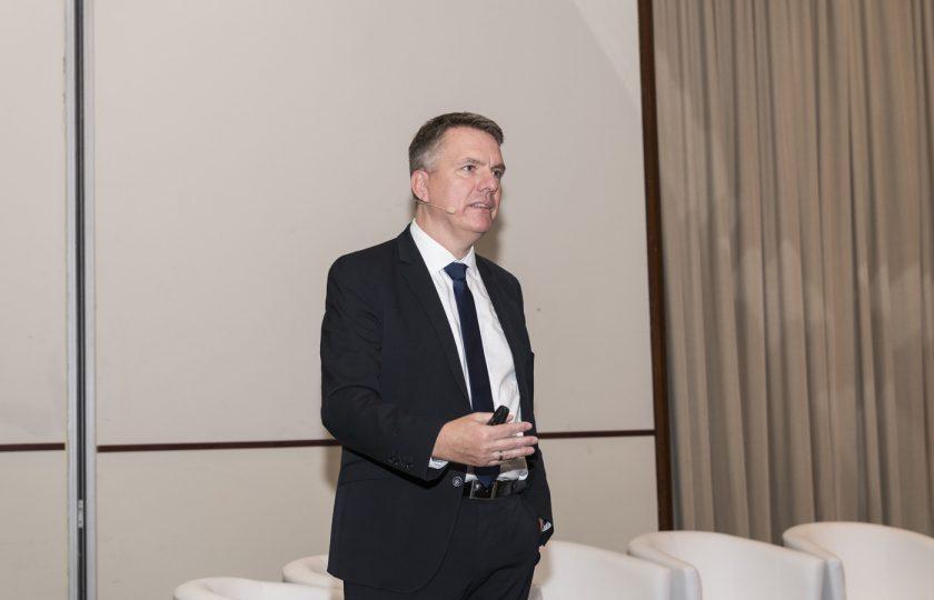 Christian Klose, Leiter der Unterabteilung gematik, Telematikinfrastruktur, E-Health im Bundesministerium für Gesundheit.