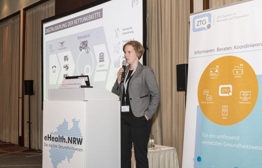 Dr. med. Marie-Therèse Mennig, Geschäftsführerin P3 Group.