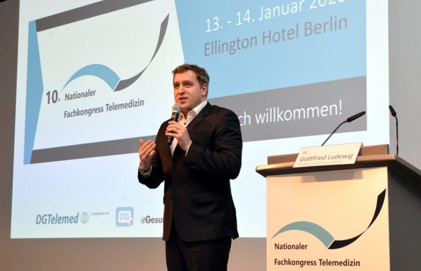 Dr. Gottfried Ludewig,  Abteilungsleiter 5, Bundesministerium für Gesundheit