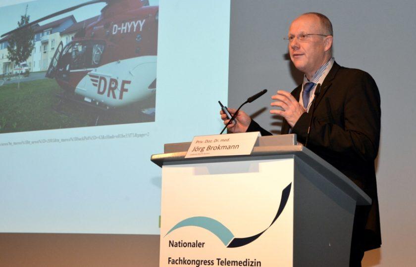 Priv. Doz. Dr. med. Jörg Brokmann,  Leiter der Notaufnahme an der Uniklinik RWTH Aachen