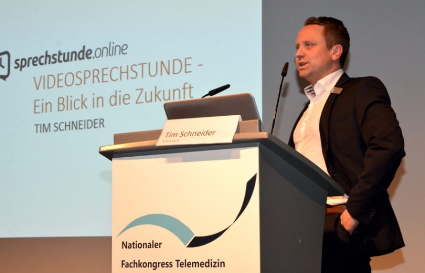 Tim Schneider,  Product Manager – Key Account Manager, Deutsche Arzt AG