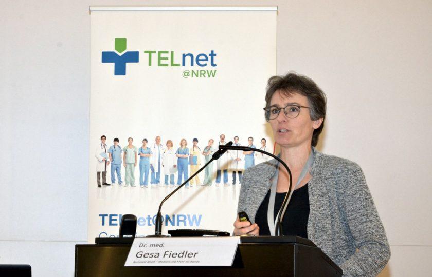 Dr. med. Gesa Fiedler, Mitglied im Vorstand des Ärztenetzes MuM – Medizin und Mehr eG Bünde